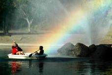 rainbow good luck