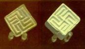 swastikas - Indus Valley Seals