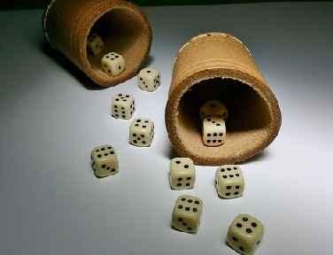 craps dice