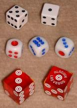 Asian dice