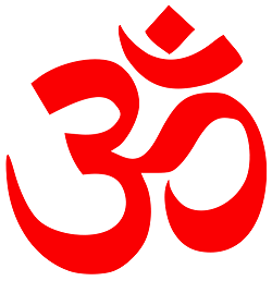 luck and karma om or aum